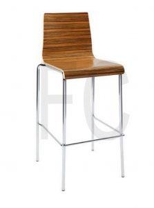 Cremorne stool_zebrano_166