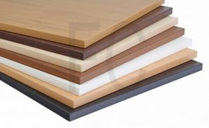 Laminated table top_033