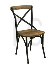 Rustic crossback chair_191