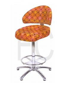 gaming stool_chrome
