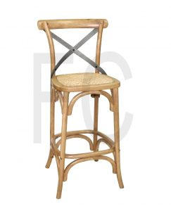 Cross Back_ GG657_stool