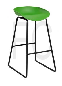 Nyah stool_green_Bk