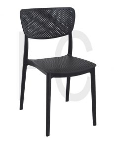 Carillo side chair_black