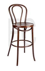 Bentwood_walnut_stool